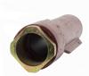 Gietijzeren bodemhuls diameter 76 mm -