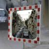 Verkeersspiegel - glas - 600/400 mm