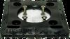 Vaste voetplaat voor Kickback, 200/200/30 mm