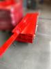 Bareelplank JW, enkel omgeplooid aluminium