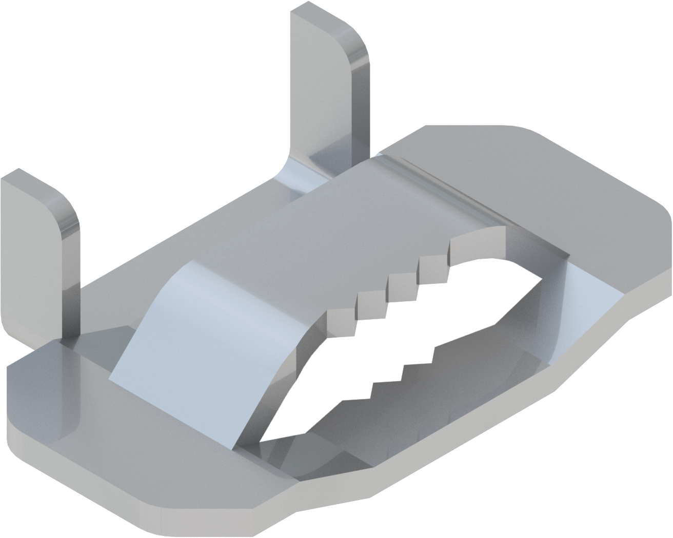 Band-IT klem 3/4 inch (per 100 stuks) C256