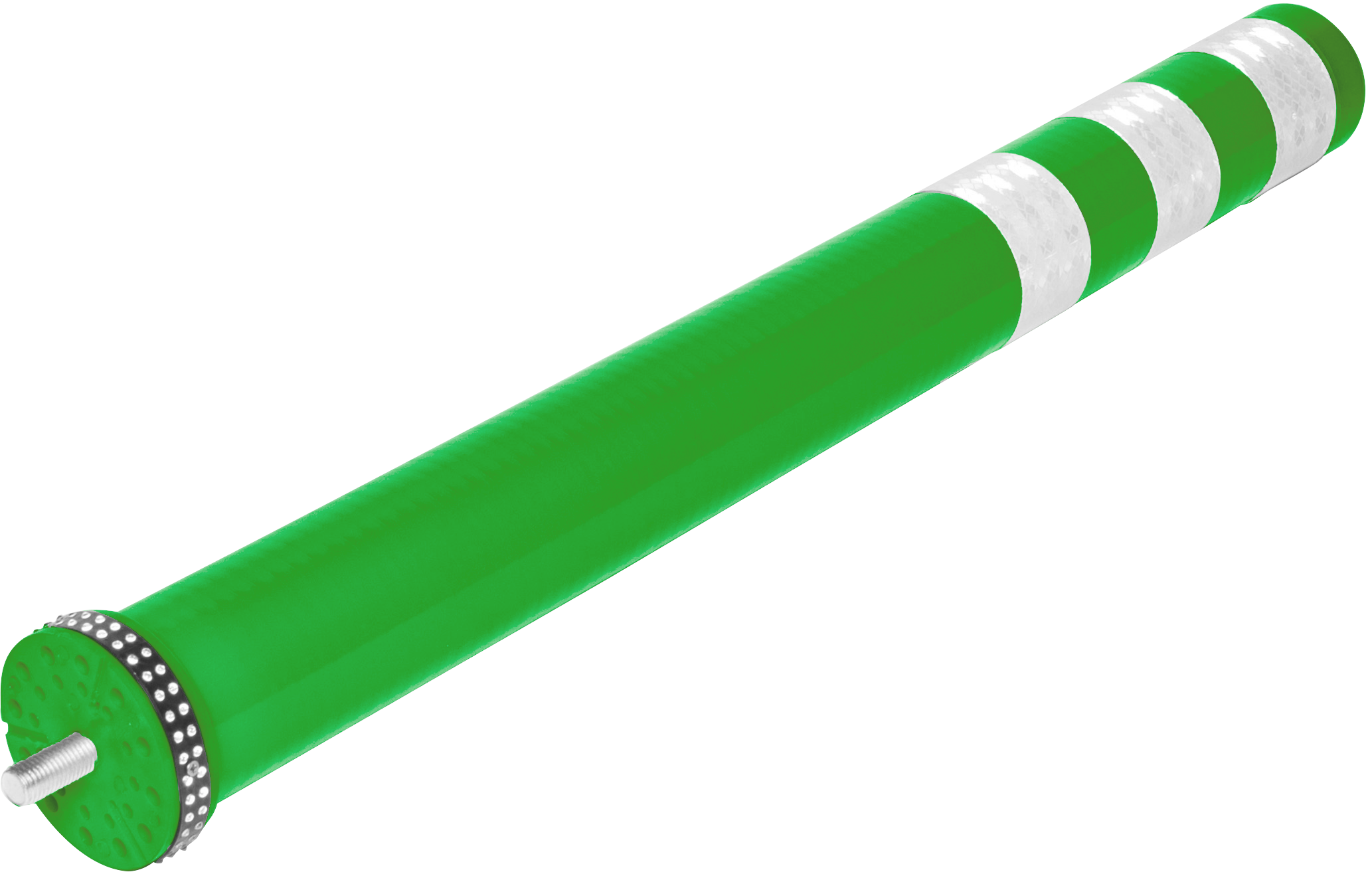 Smartpath flexibele paal groen, diam. 80 mm, H 800 mm
