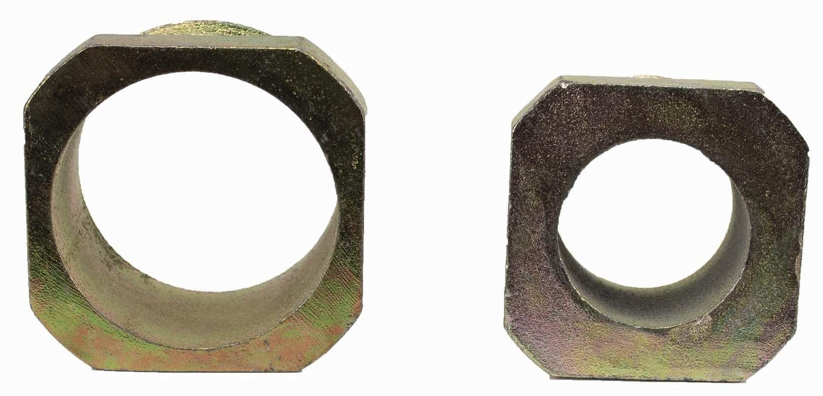 Schroefhuls voor bodemhuls diameter 76 mm