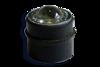 Glasbolreflector diam. 50 mm - WIT