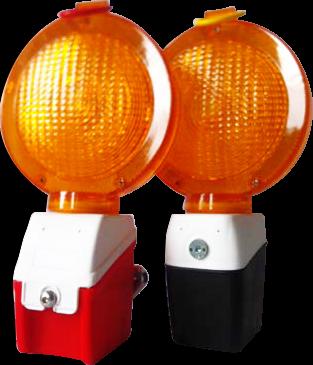 Knipperlicht Monolamp L3 LED met anti-diefstalbeugel,