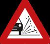 Signface - A17 - klasse  I - zijde 400 mm