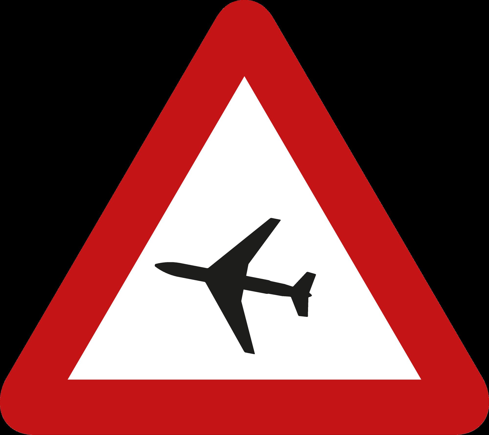 Signface - A35 - klasse  I - zijde 400 mm