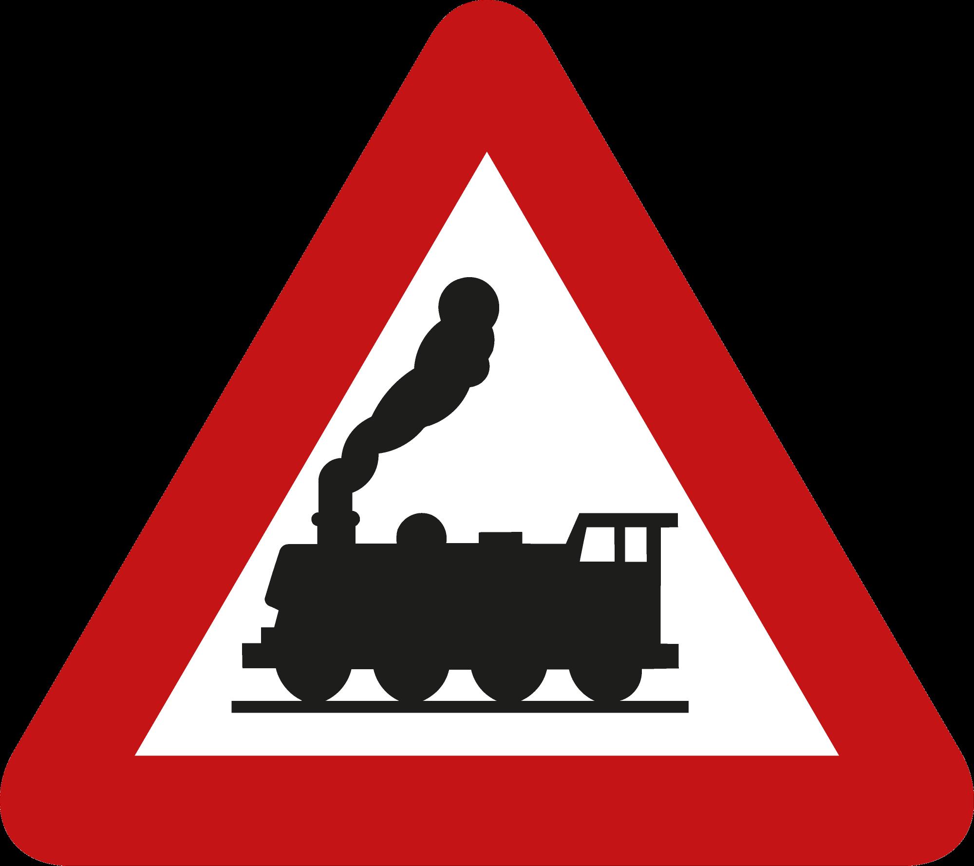 Signface - A43 - klasse  I - zijde 400 mm