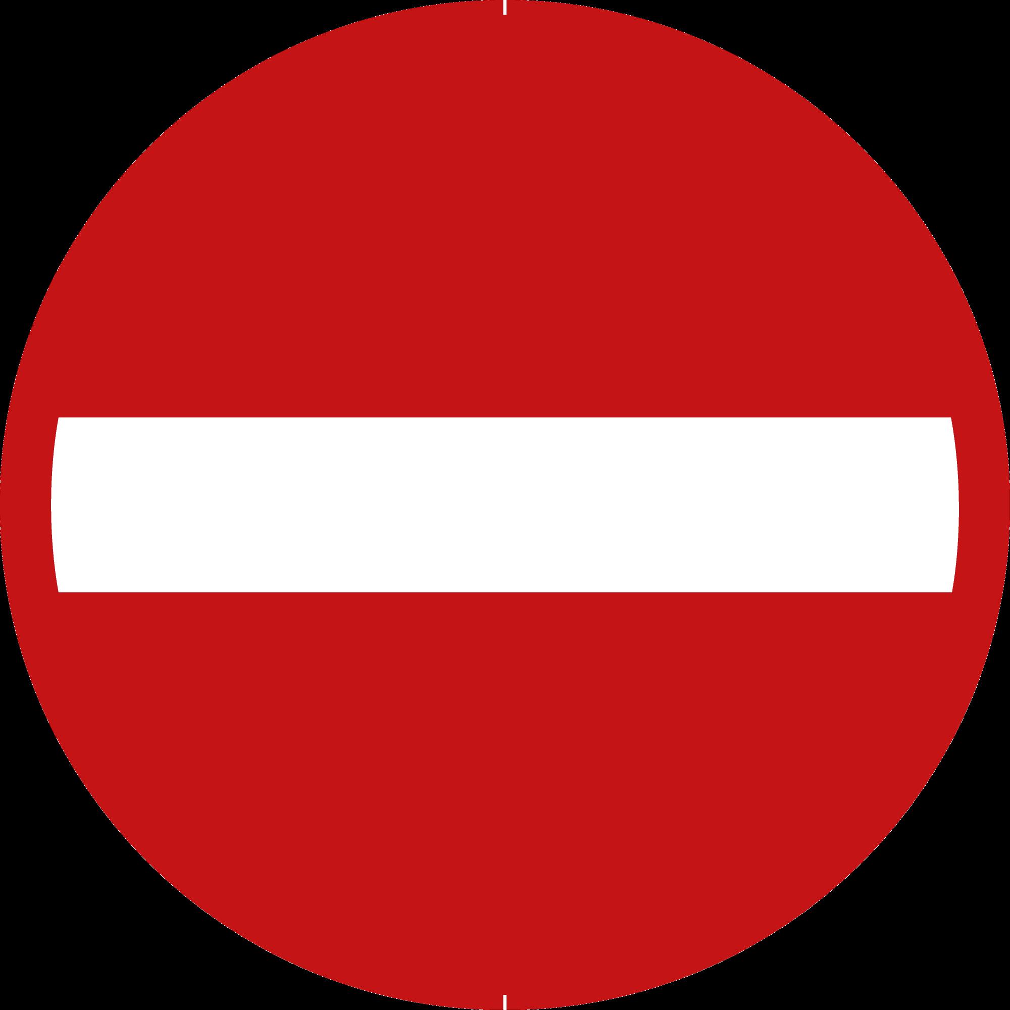 Signface - C1 - klasse  I - Ø 400 mm