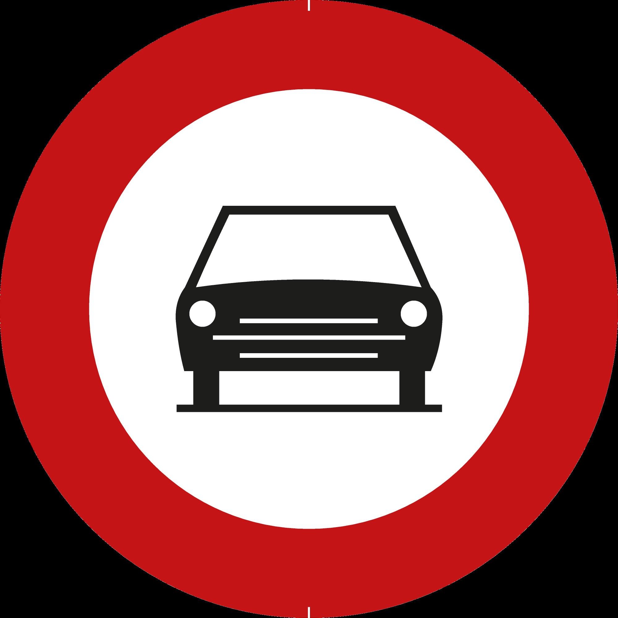 Signface - C5 - klasse  I - Ø 400 mm