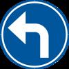 Signface - D1e - klasse  I - Ø 400 mm