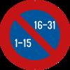 Signface - E11 - klasse  I - Ø 400 mm