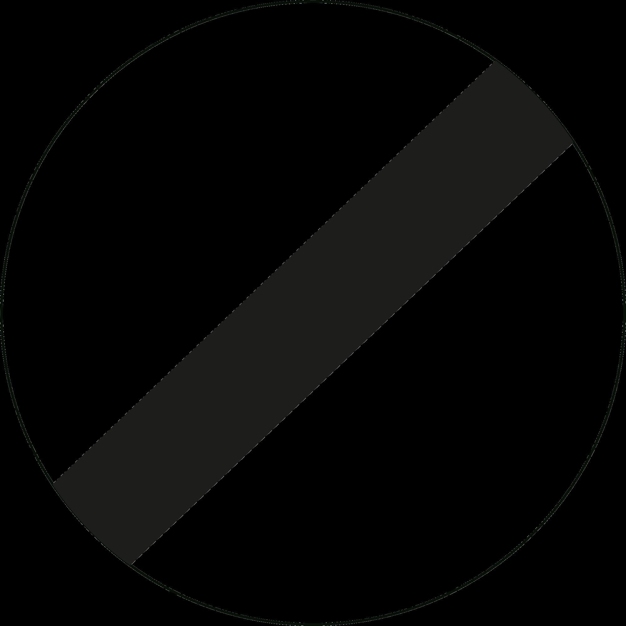 Signface - C46 - klasse  I - Ø 400 mm