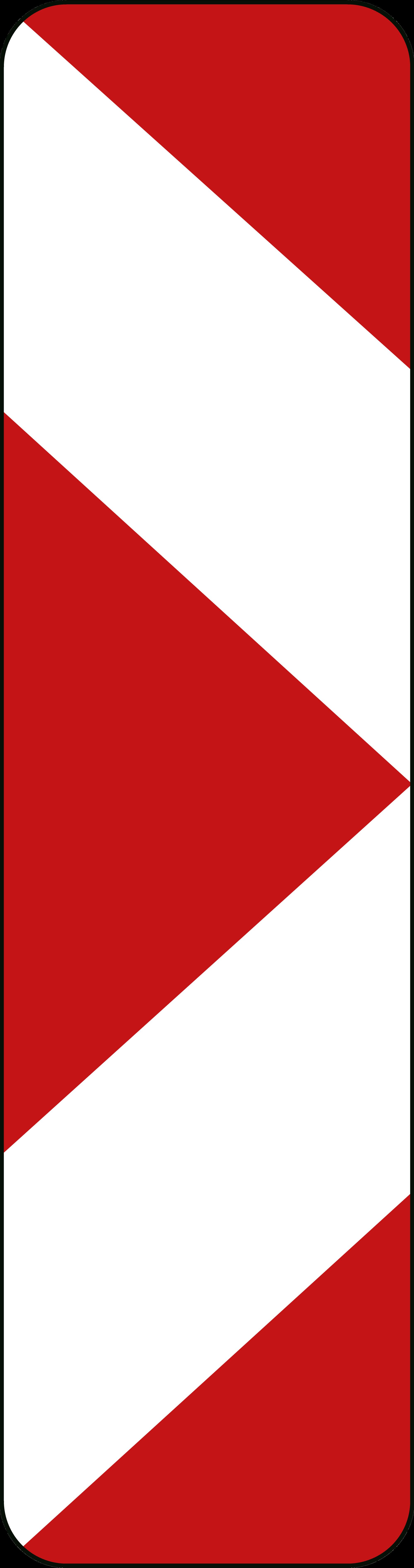Signface - TIb2 - klasse  I - 300/1100 mm