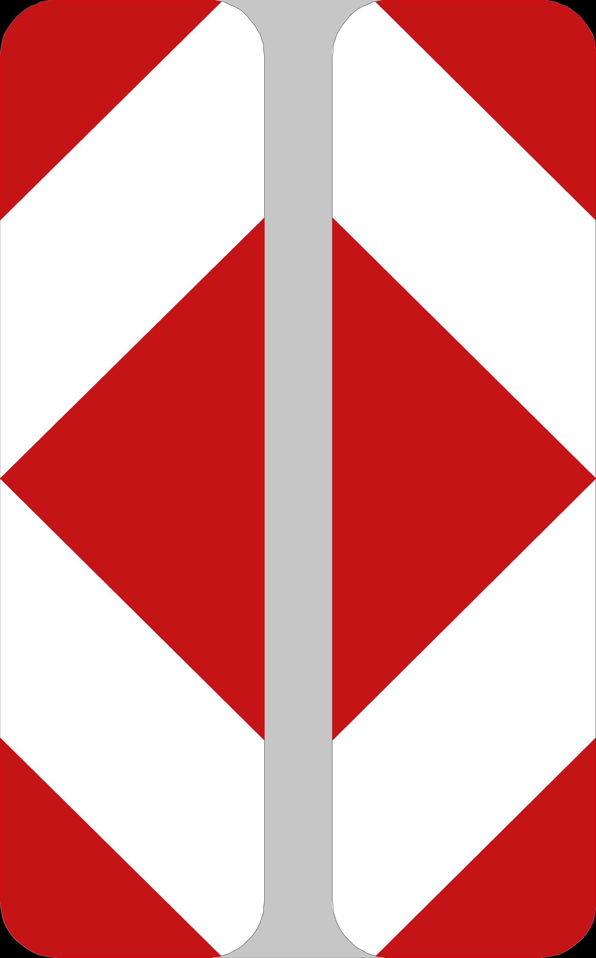 Signface - TId - klasse  I - 1100/1700 mm