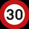 Signface - C43 - klasse  I - Ø 400 mm