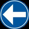 Signface - D1b - klasse  I - Ø 400 mm